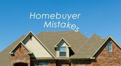 10 Big Home Buying Mistakes