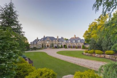Five Most Expensive Homes In Forsyth County