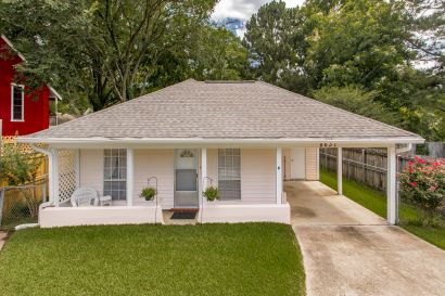 Cute 2BR cottage in Baton Rouge
