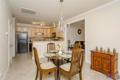 Three bedroom condo in gated community near LSU