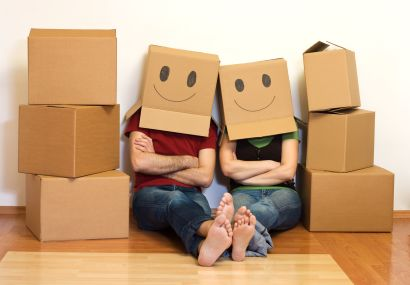 Ready to move? 5 tips to save your sanity!