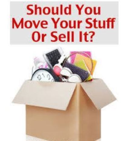 Selling the Family Home? Time to curate belongings…