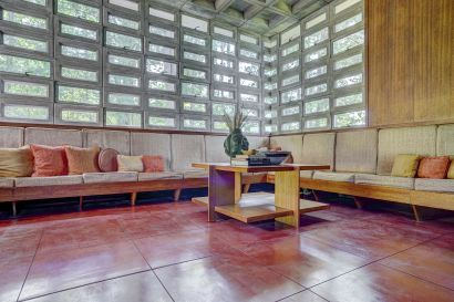 Frank Lloyd Wright's – Toufic H. Kalil House, Manchester, NH
