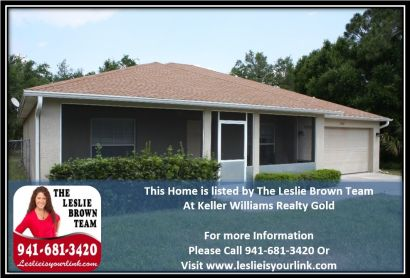 Port Charlotte Real Estate- 3322 HAMPTON ST, PORT CHARLOTTE, FL 33948