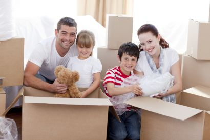 Moving With Kids? 8 Tips to Make it More Fun
