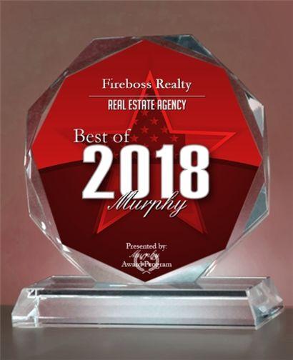 FireBoss Realty Receives 2018 Best Of Murphy Award