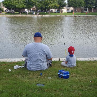 Woodbridge Father's Day Fishing Tournament