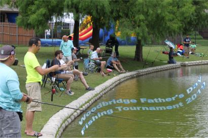 Woodbridge 2019 Fishing Tournament Results