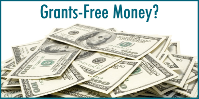 Is a grant free money?