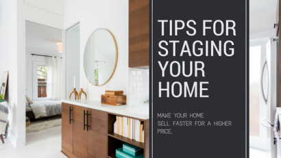 Staging Tips for ANY Homeowner