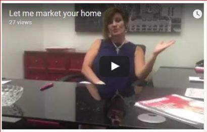 Let Me Market Your Home