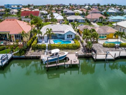 Marco Island water direct home for sale. New to the Market!