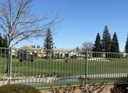 Retirement and Golf Course Community Delights In Roseville CA
