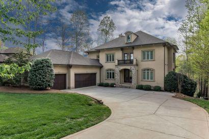 Beautiful Home Tour – Luxury Home – Lake Norman