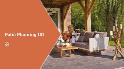 Patio Planning: The Basics