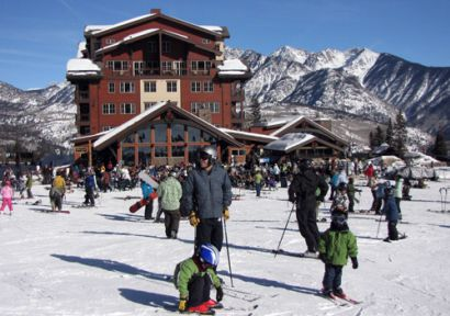 Durango Mountain Area and Purgatory Ski Resort