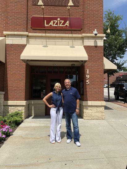 Preferred Vendor of the Month, Laziza Mediterranean Fine Dining!