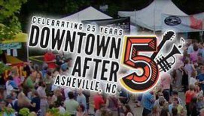 Asheville Weekend events Jun 21-23, 2019