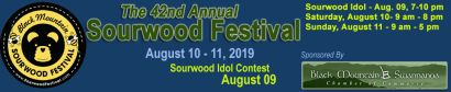 Asheville Weekend events Aug 9-11, 2019