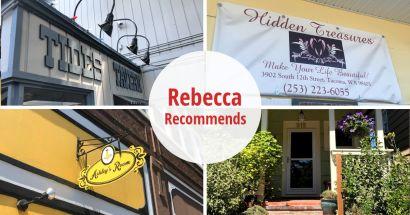 Rebecca's Favorites!