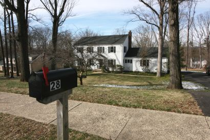 Price reduced on  Basking Ridge 4 bedroom Colonial on prime street