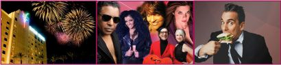 Donna's Coachella Valley Entertainment Guide -July/August 2019
