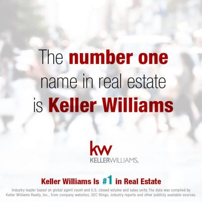 KELLER WILLIAMS 2017 WAS A GREAT YEAR!