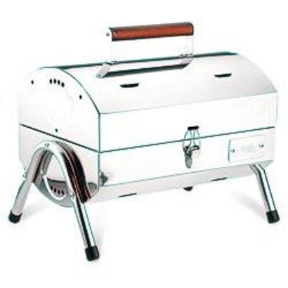 This is your chance to win a Stainless BBQ Grill!