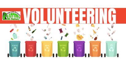 Helping make Rochester A Litter Bit Better!