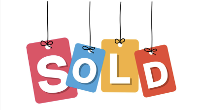 July 2019 – Just Sold!