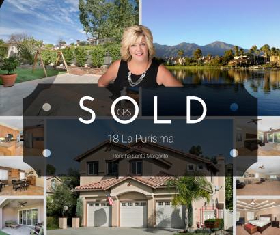 18 La Purisima, Rancho Santa Margarita – Sold and Breaking Records