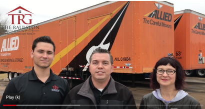 TRG Goes To…Berger Allied Moving