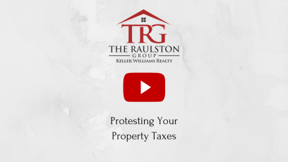 Protesting Your Property Taxes