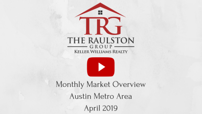 Monthly Market Overview-April 2019