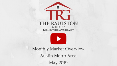 Monthly Market Overview-May 2019