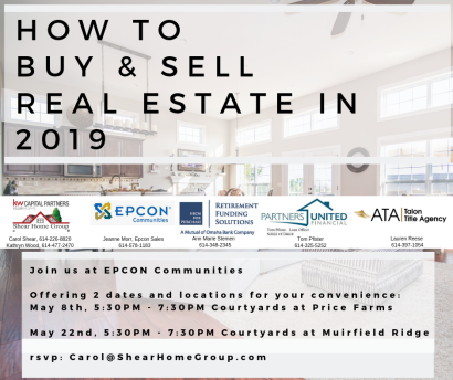 How to Buy & Sell in 2019