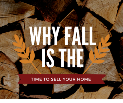 Fall Is THE Time To Sell