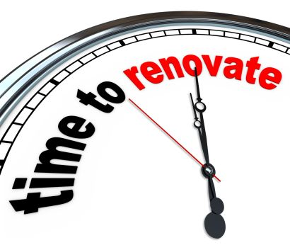 Now Is The Time To Renovate