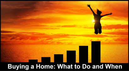 Buying a Home Step-by-Step: What to Do and When