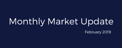 Real Estate Market Update –  February 2019
