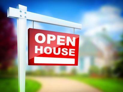 Preparing for an Open House