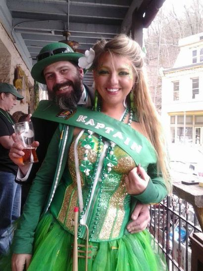 The Local Queen of St. Patty's Day: Meet Emily Pennington