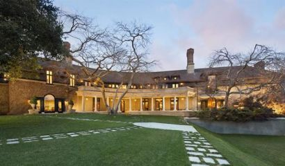Mansion Monday | Monte Sereno Monstrosity