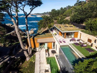 Mansion Monday | Coastal Carmel Chateau