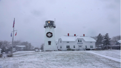 February on Cape Cod