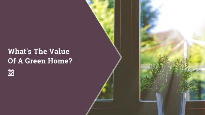 The Value of a Greener Home