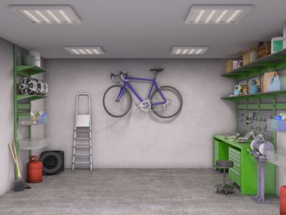 Turbocharge Your Garage