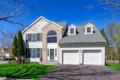 New Listing in Princeton Greens