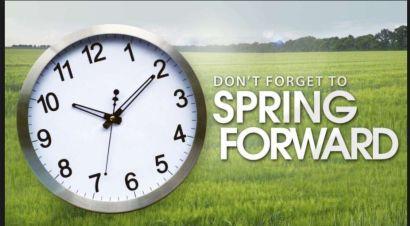 "Preparing to ""Spring Forward"""