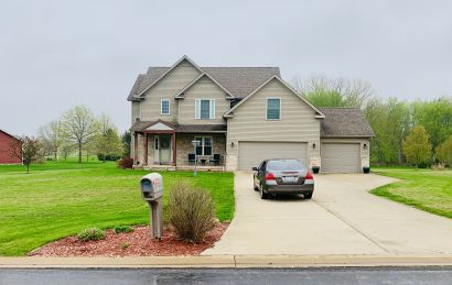 Coming Soon!! 35 Long Grove Dr. Monticello, IL 61856